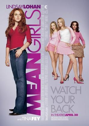 Mean Girls - Movie Poster (thumbnail)