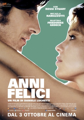 Anni felici - Italian Movie Poster (thumbnail)