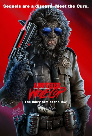 Another WolfCop - Canadian Movie Poster (thumbnail)