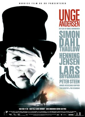"""Unge Andersen"" - Danish Movie Poster (thumbnail)"