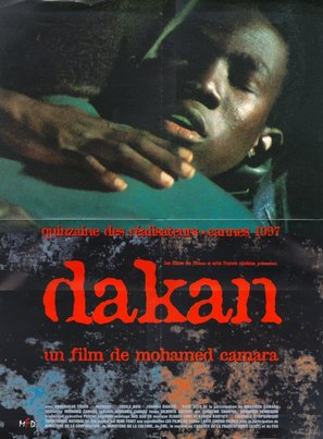 Dakan - French Movie Poster (thumbnail)