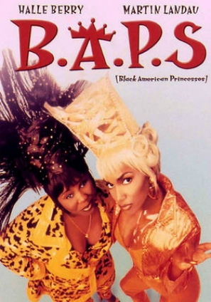 B*A*P*S - DVD movie cover (thumbnail)