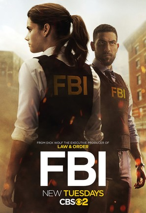 """FBI"" - Movie Poster (thumbnail)"