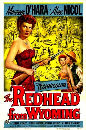 The Redhead from Wyoming - Movie Poster (thumbnail)