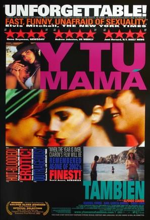 Y Tu Mama Tambien - Movie Poster (thumbnail)