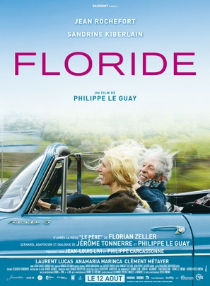 Floride - French Movie Poster (thumbnail)