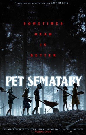 Pet Sematary - Movie Poster (thumbnail)