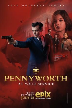 """Pennyworth"" - Movie Poster (thumbnail)"