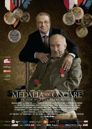 Medalia de onoare - Romanian Movie Poster (thumbnail)