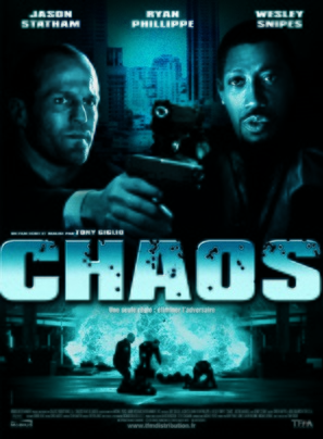 Chaos - French Movie Poster (thumbnail)