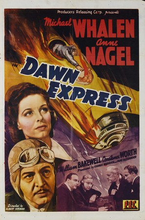 The Dawn Express - Movie Poster (thumbnail)