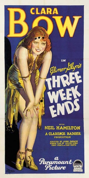 Three Weekends - Movie Poster (thumbnail)