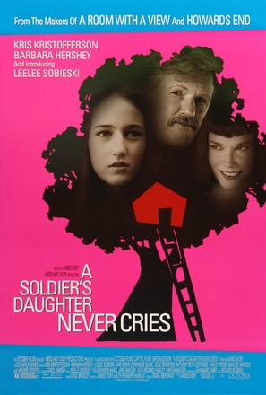 A Soldier's Daughter Never Cries - Movie Poster (thumbnail)