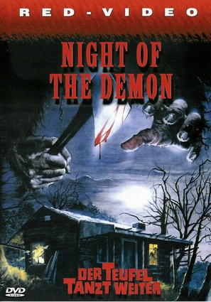 Night of the Demon - German Movie Cover (thumbnail)