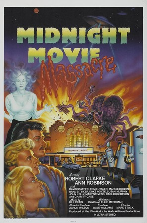 Midnight Movie Massacre - Movie Poster (thumbnail)