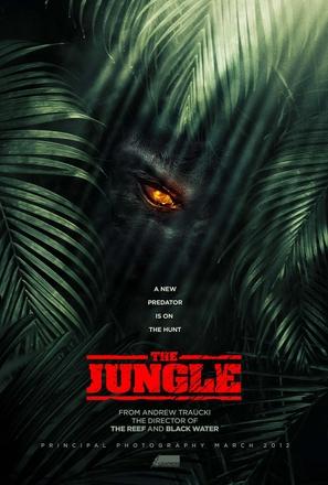 The Jungle - Australian Movie Poster (thumbnail)
