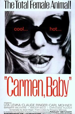 Carmen, Baby - Movie Poster (thumbnail)