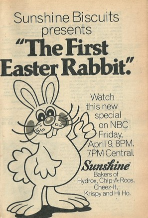 The First Easter Rabbit - poster (thumbnail)