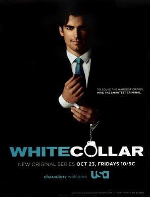 """White Collar"" - Movie Poster (thumbnail)"
