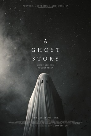 A Ghost Story - Movie Poster (thumbnail)