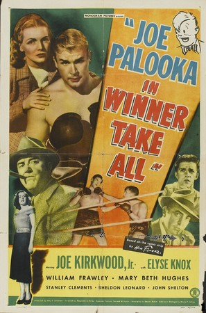 Joe Palooka in Winner Take All - Movie Poster (thumbnail)