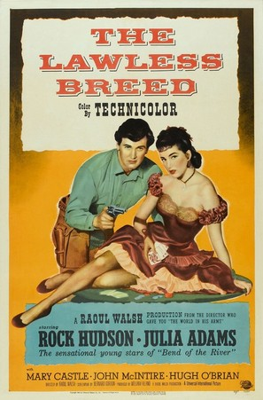 The Lawless Breed - Movie Poster (thumbnail)
