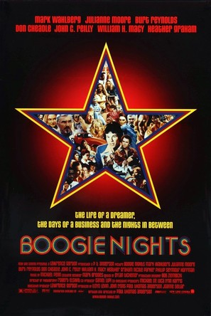 Boogie Nights - Movie Poster (thumbnail)