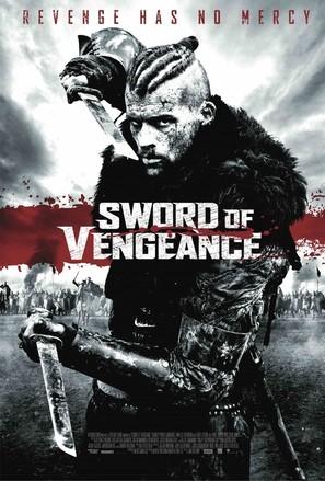 Sword of Vengeance - British Movie Poster (thumbnail)