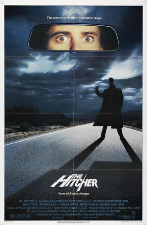 The Hitcher - Movie Poster (thumbnail)
