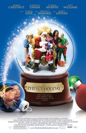 The Perfect Holiday - Movie Poster (thumbnail)