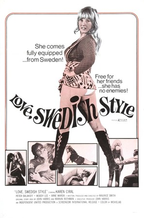 Love, Swedish Style - Movie Poster (thumbnail)
