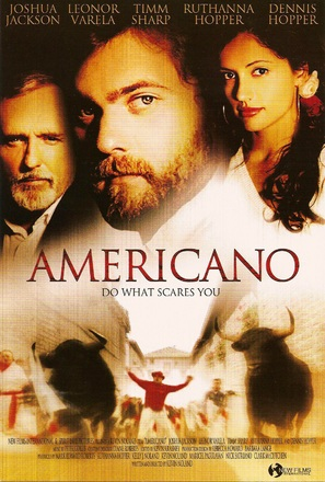 Americano - Movie Poster (thumbnail)