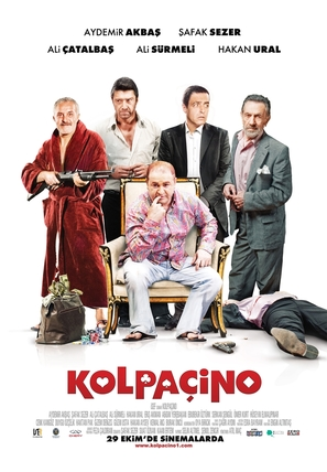 Kolpaçino - Turkish Movie Poster (thumbnail)