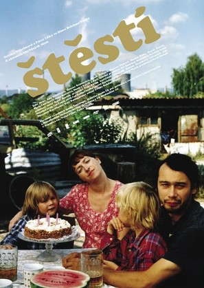 Stestí - Czech Movie Poster (thumbnail)