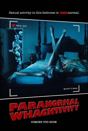 Paranormal Whacktivity - Movie Poster (thumbnail)