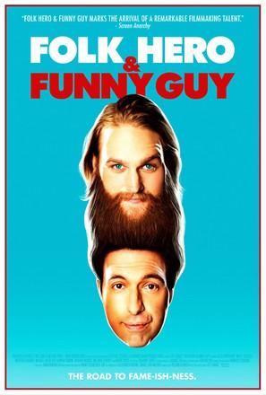 Folk Hero & Funny Guy - Movie Poster (thumbnail)
