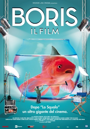 Boris il film - Italian Movie Poster (thumbnail)