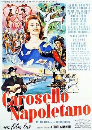 Carosello napoletano - Italian Movie Poster (thumbnail)