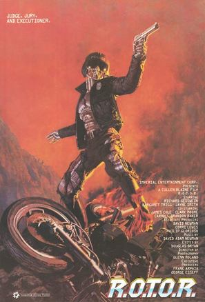 R.O.T.O.R. - Movie Poster (thumbnail)