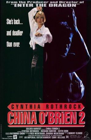 China O'Brien 2 - Movie Poster (thumbnail)