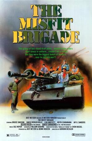 The Misfit Brigade - Movie Poster (thumbnail)