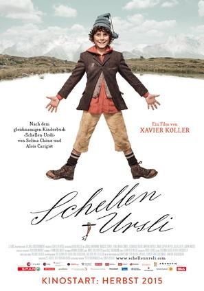 A Bell for Ursli - Swiss Movie Poster (thumbnail)
