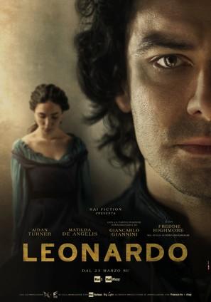 """Leonardo"" - Italian Movie Poster (thumbnail)"
