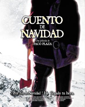 Películas para no dormir: Cuento de navidad - Spanish poster (thumbnail)