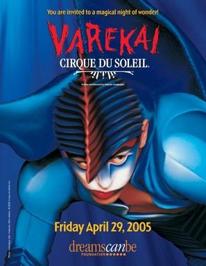 Cirque du Soleil: Varekai - Canadian Movie Poster (thumbnail)