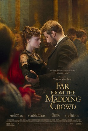 Far from the Madding Crowd - Movie Poster (thumbnail)