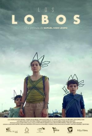 Los lobos - Mexican Movie Poster (thumbnail)