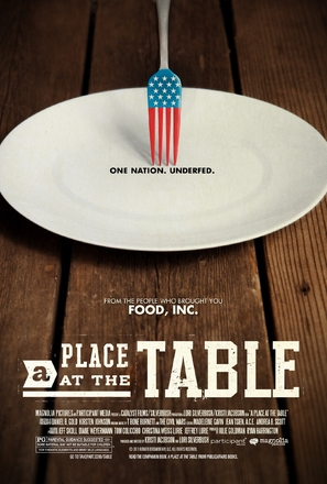 A Place at the Table - Movie Poster (thumbnail)