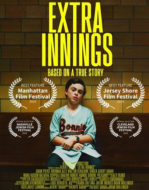 Extra Innings - Movie Poster (thumbnail)