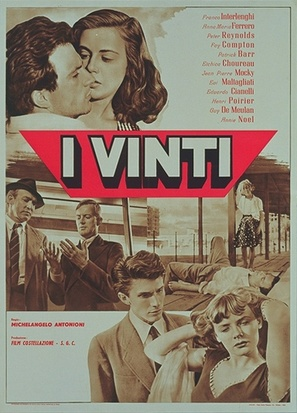 Vinti, I - German Movie Poster (thumbnail)